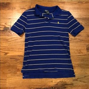 Ralph Lauren boys polo shirt